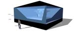 Pyramid Hologram 03