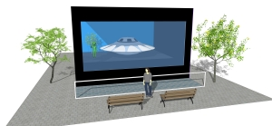 RC Jades Theater Holograms Setup SK 02