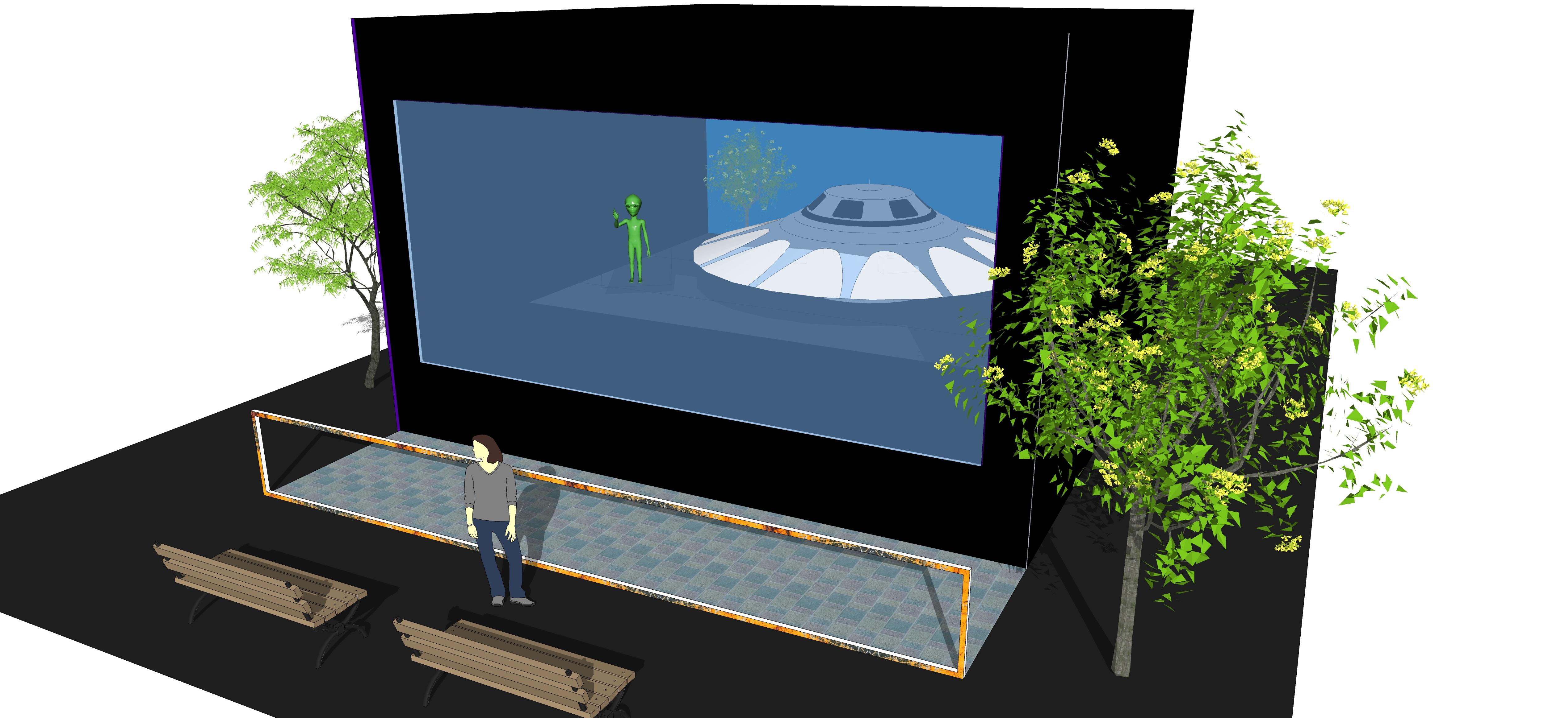 RC Jades Theater Holograms Setup SK 02651 – Rianfil
